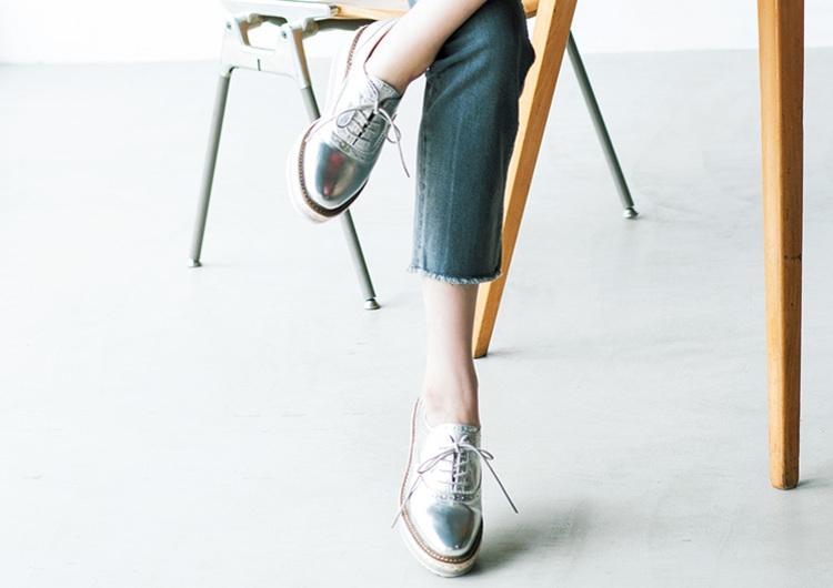 アラサーがこの夏押さえたい厚底靴特集♡厚めソールが新鮮なオススメ〝おじ靴〟3選