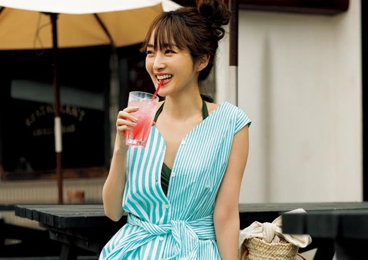 アラサー女子おすすめ夏の水際ファッション特集♡清楚で上品なキレイめスタイル3選
