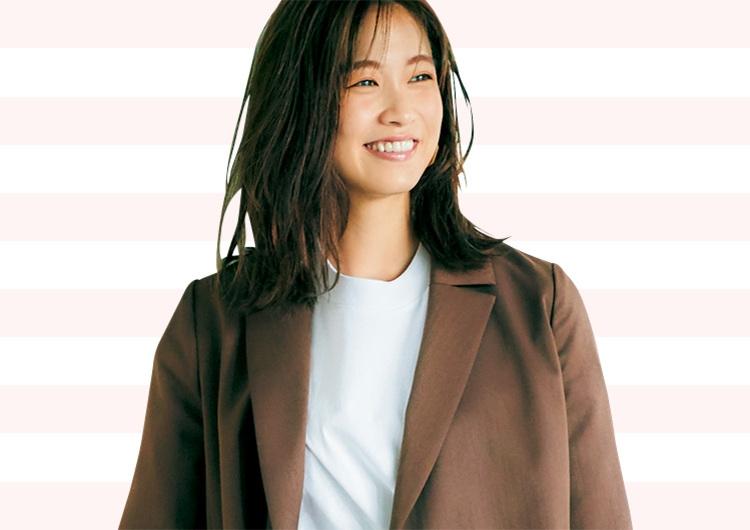 GUの990円Tシャツは使いやすい♡ジャケットをカジュアルに着こなす最旬コーデ