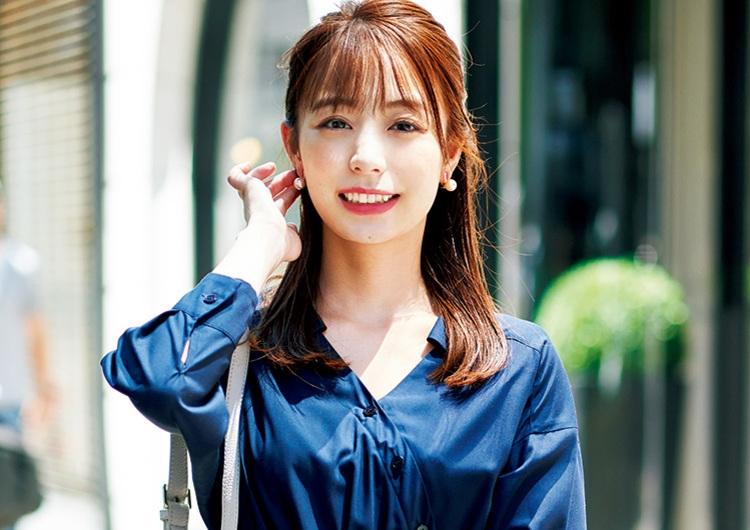 宇垣美里アナが実演♡接待から婚活まで、シーン別の正解女子アナコーデ&テクニック