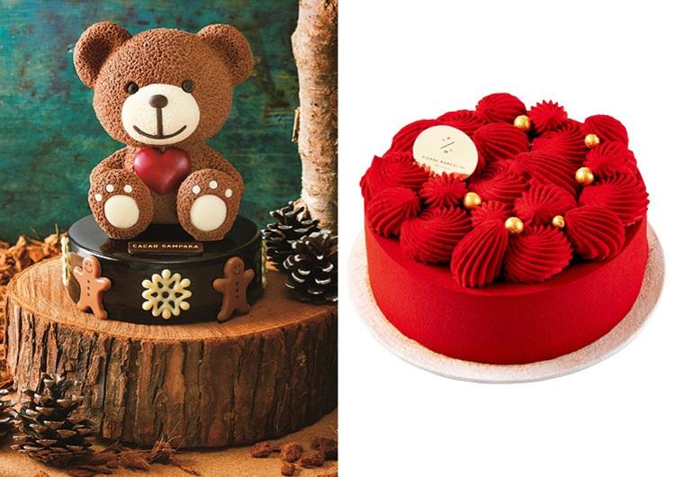 2019年クリスマスケーキ大特集♡見ても食べても絶品!フォトジェニックなケーキ