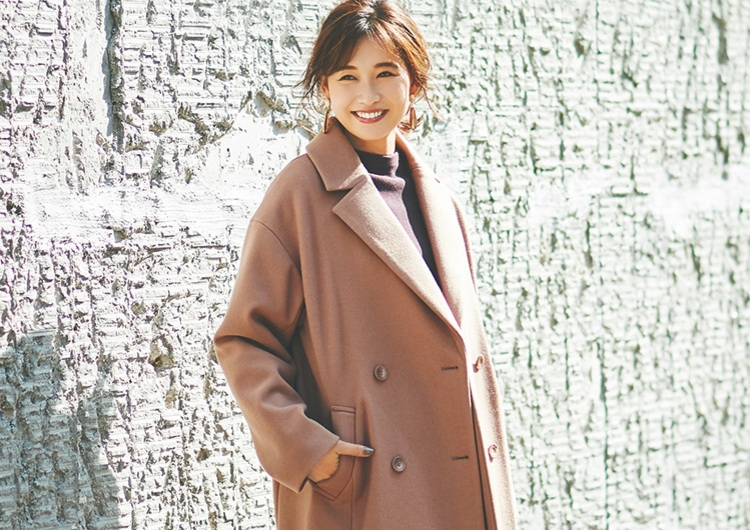 冬コートのよくある疑問やお悩みに回答♡今買うべき明るめブラウン&白コートを紹介