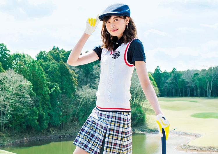 今すぐマネしたい!宮田聡子のゴルフファッションがかわいすぎる