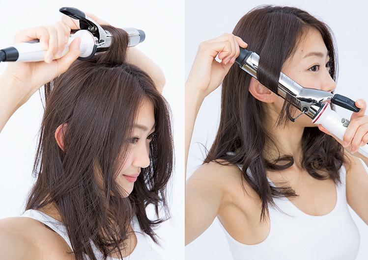 アラサー女子がやりたい巻き髪人気No.1!今っぽゆるふわ巻きの基本5STEP