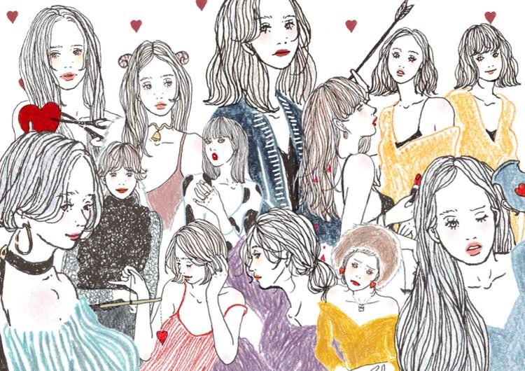 【毎日恋愛占い】10/20は新月で社交に最適な1日。12星座恋愛運ベスト3は?
