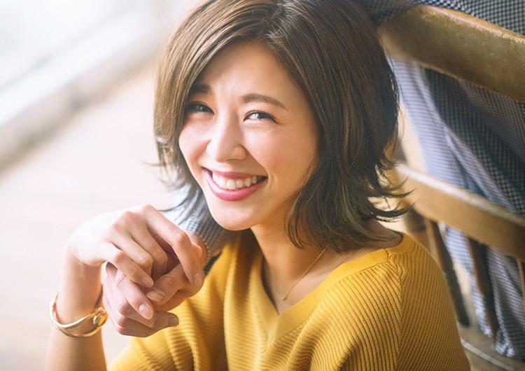 メンズが内心グッとくる髪型♡ヘルシーな色気が大好評〝ぱっつん外ハネボブ〟ヘア術