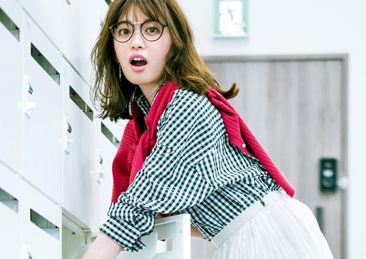 アラサー女子に評判のギンガムチェックシャツ♡媚びない甘さで好印象の通勤コーデ