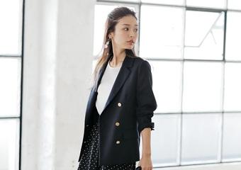 【毎日コーデ】GUの激売れスカートが超使える!オフィスで好印象なGU通勤コーデ