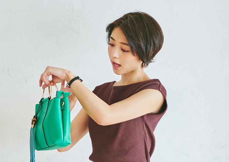 【毎日コーデ】GUの990円トップスは超優秀♡秋色で鮮度がアガるお仕事コーデ