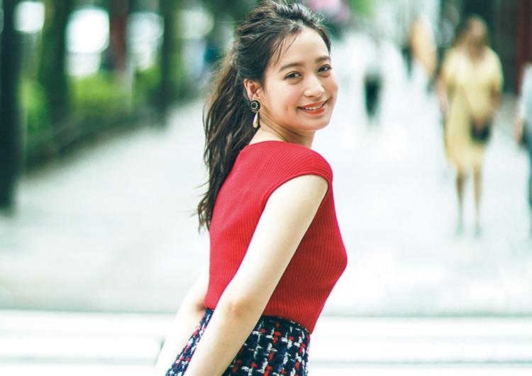 華やかで上品な〝ツイードスカート〟が買い!コーデがたちまち見違えるアイテム3選