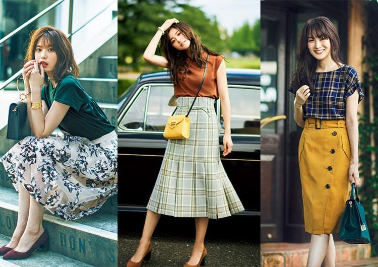アラサー女子が選ぶ〝好きなコーデ〟リアルランキング♡秋の人気スタイルBEST5