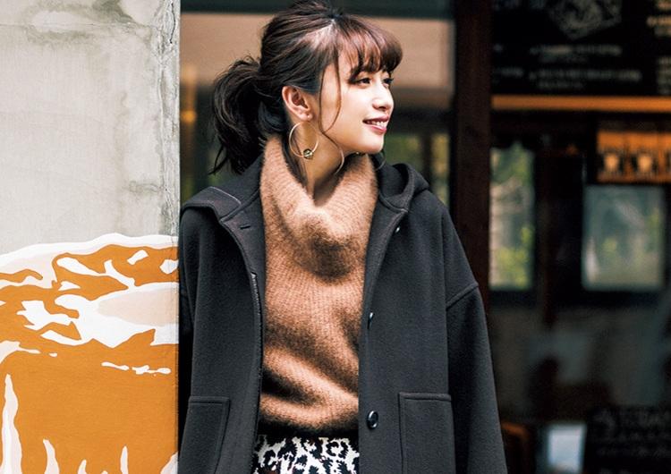 ミニスカ×コートの着やせ特集♡アラサーに最適な着こなしとアイテムまとめて11選