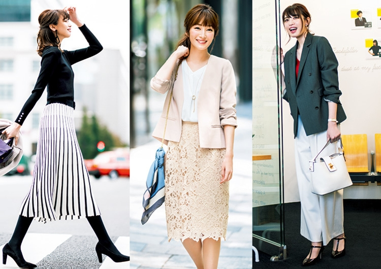通勤コーデ最新まとめ20選♡カジュアル過ぎず上品な仕事で使えるファッション特集
