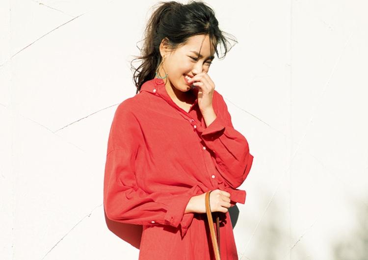リネンのシャツワンピは夏まで使える万能アイテム♡着映え力が高い大人の洗練コーデ
