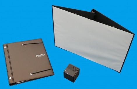 ▲ オプションの『Smart Beam Screen』は税別4500円