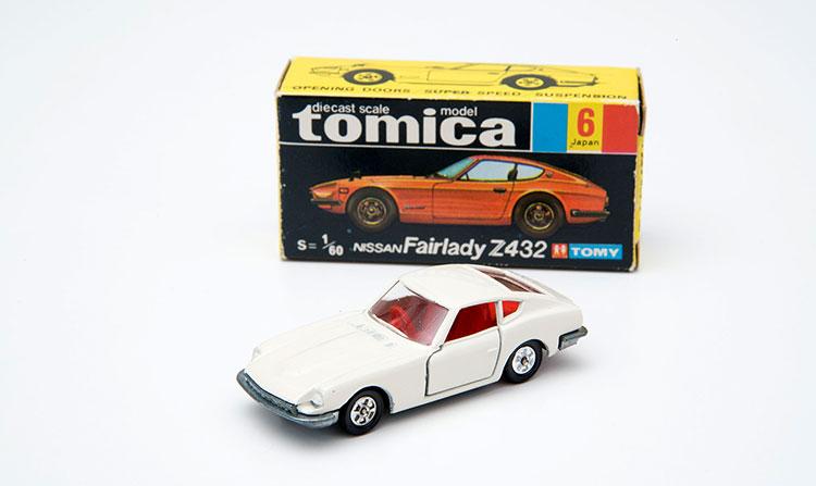 た 1970 され トミカ 発売 ミニカー 年 の ミニカー (玩具)