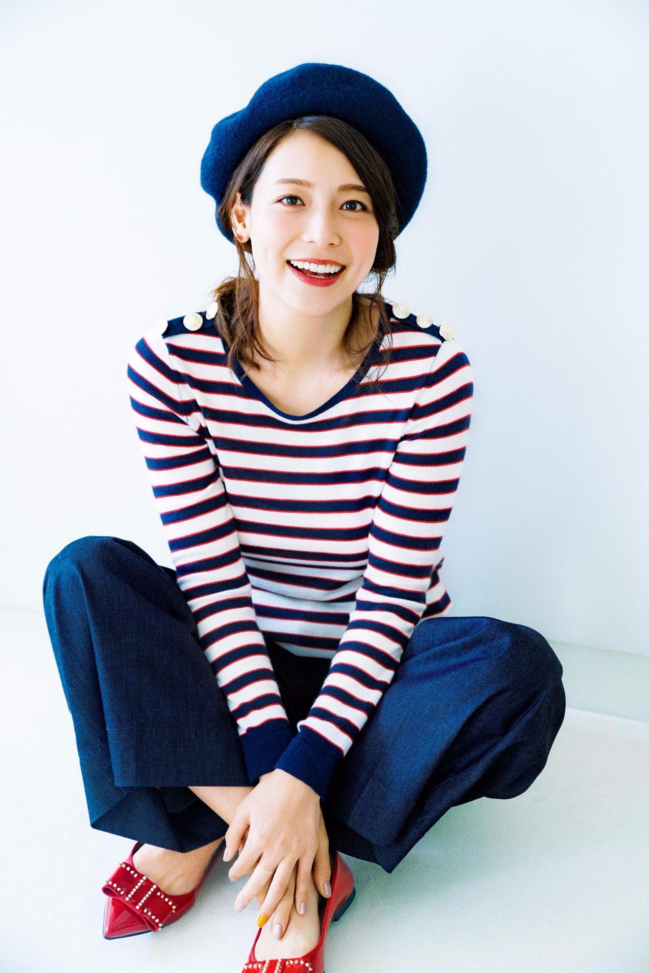 30代でスピード妊娠!相武紗季さん独占インタビュー!