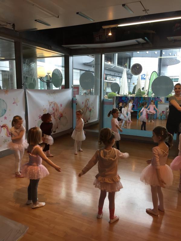ダンス教室の様子
