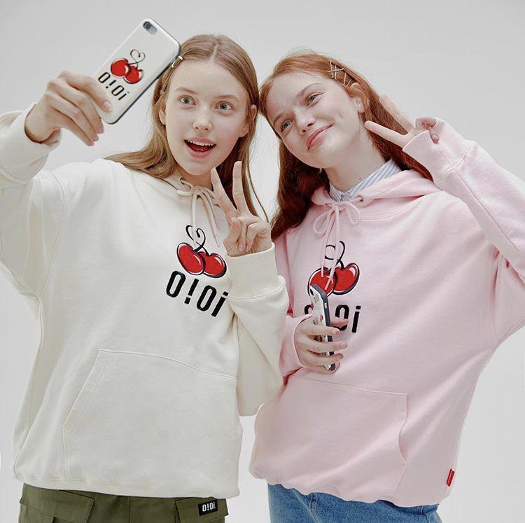 韓国女子に大人気のブランド!5252 by oioiとKIRSHが夢のコラボを発売♡