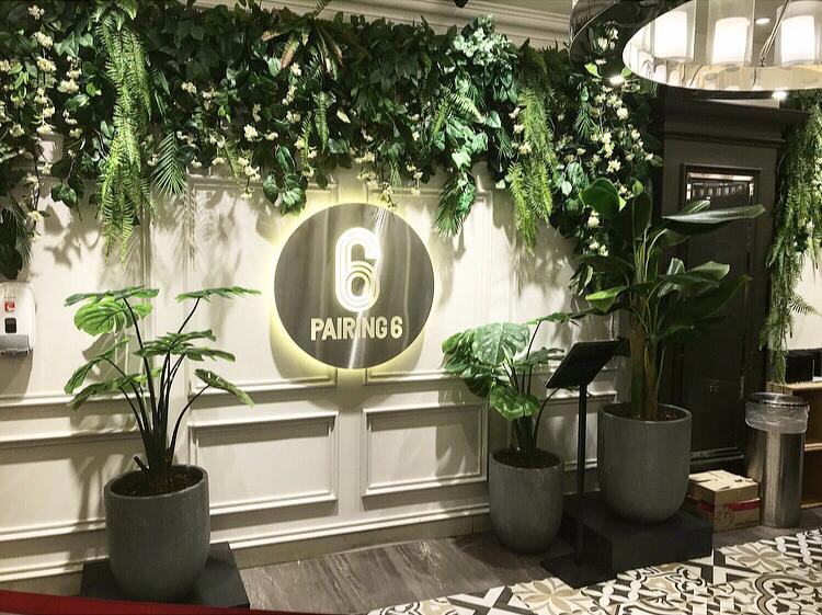 韓国にある5つのビュッフェ店が集結!全店のメニューを「PAIRING6」で堪能!