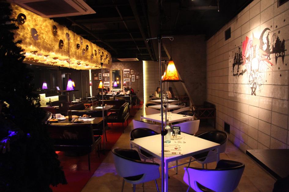 【ホンデ・カンナム】韓国で人気沸騰中のホラーレストラン『마녀주방 (魔女厨房)』