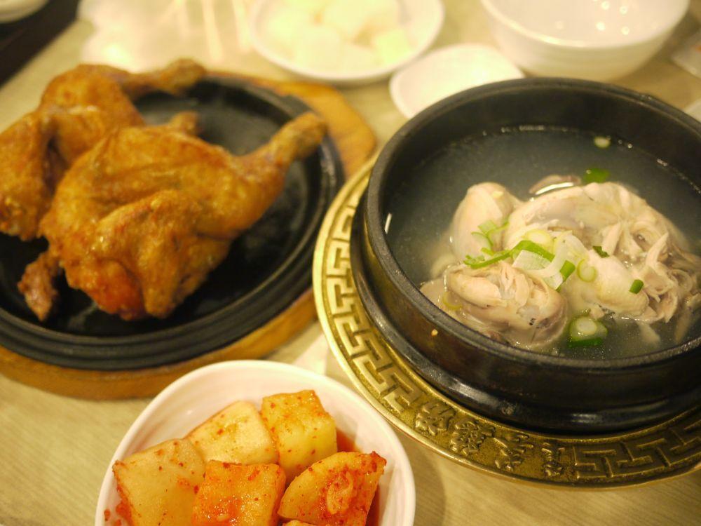 スープが絶品!狎鴎亭にある参鶏湯の老舗『栄養センター/ヨンヤンセンター』