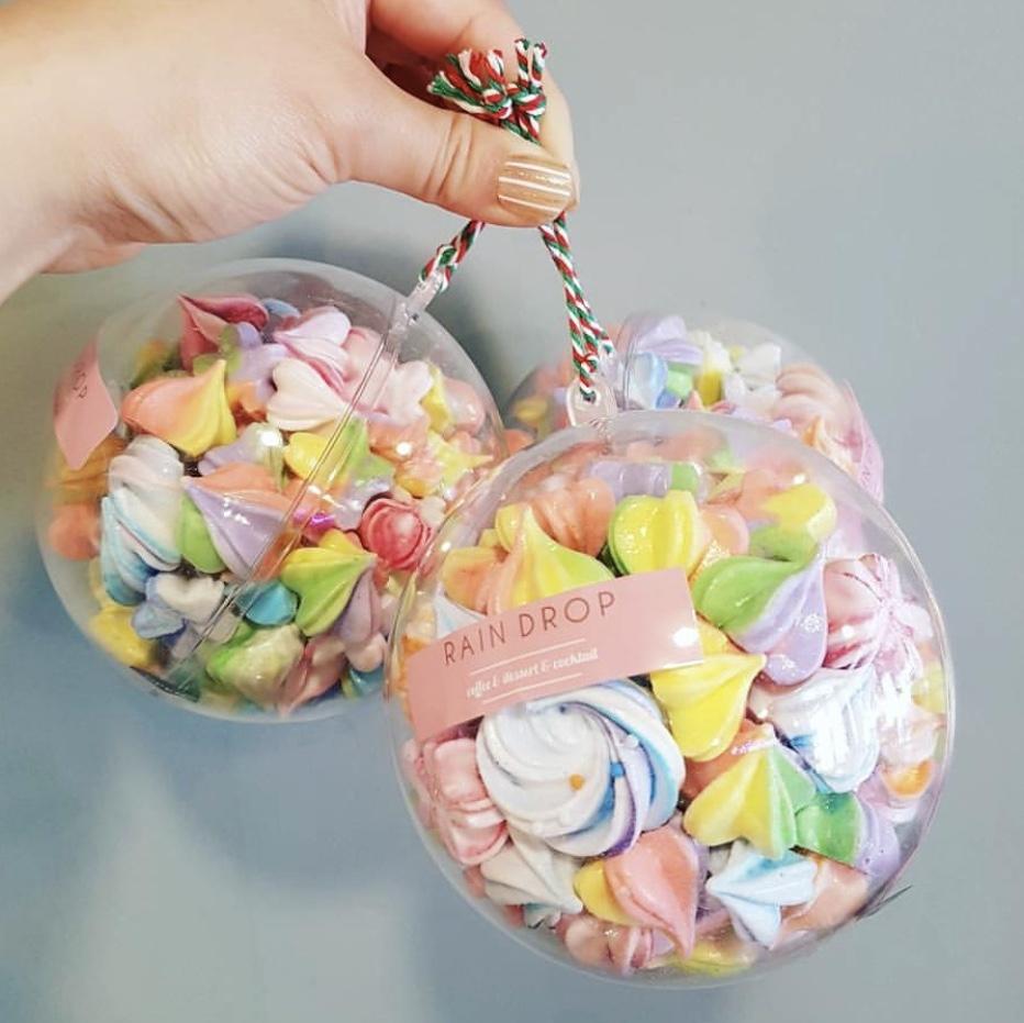 NEXTブーム!韓国で大大大人気の可愛すぎるメレンゲクッキー♡
