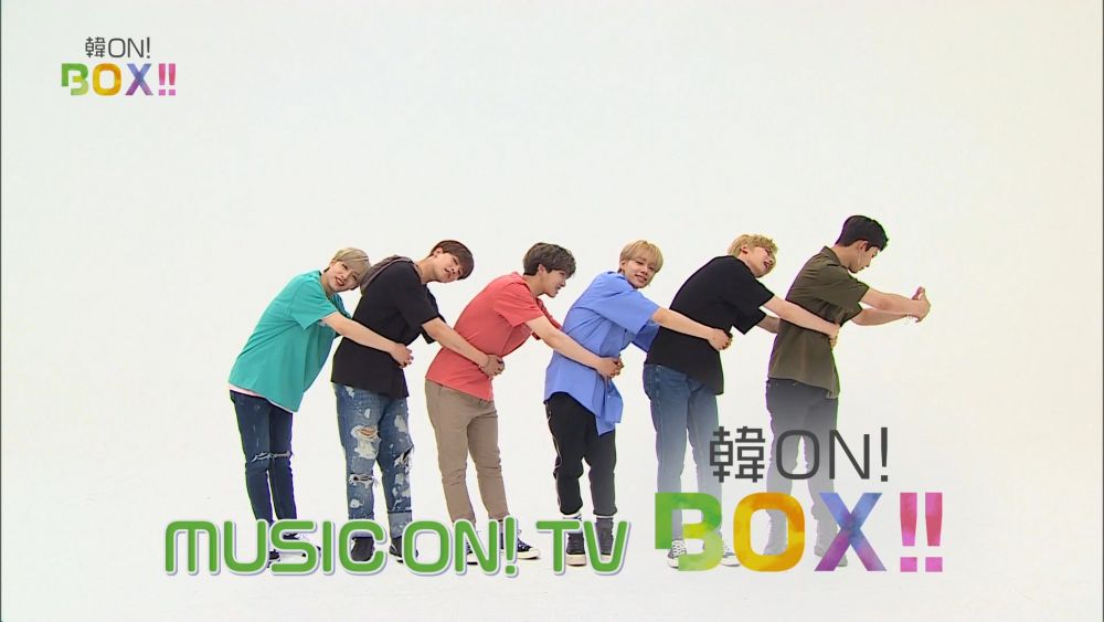 【撮り下ろし画像掲載中!】6/25の韓ON!BOX!!を少しだけ先行公開❤️✨