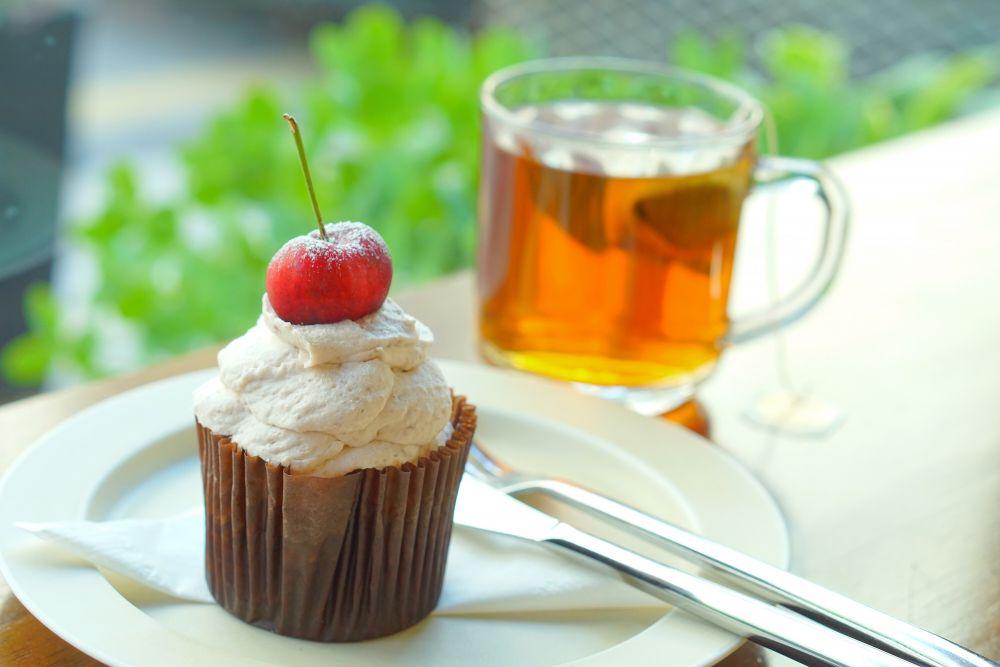 カップケーキが可愛くておいしい!延南洞(ヨンナムドン)のおしゃれカフェLe werk