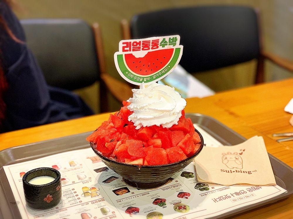 夏限定の韓国グルメといえばコレ♡スイカスイーツ特集!!
