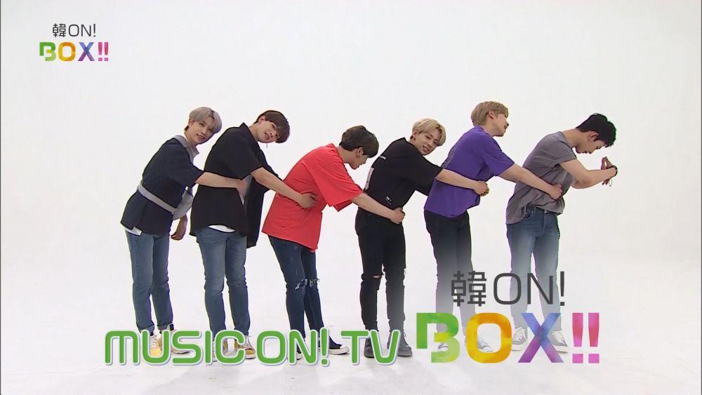 【撮り下ろし画像📸】ONEUSの7/30の韓ON! BOX!!を一足お先にご紹介♡