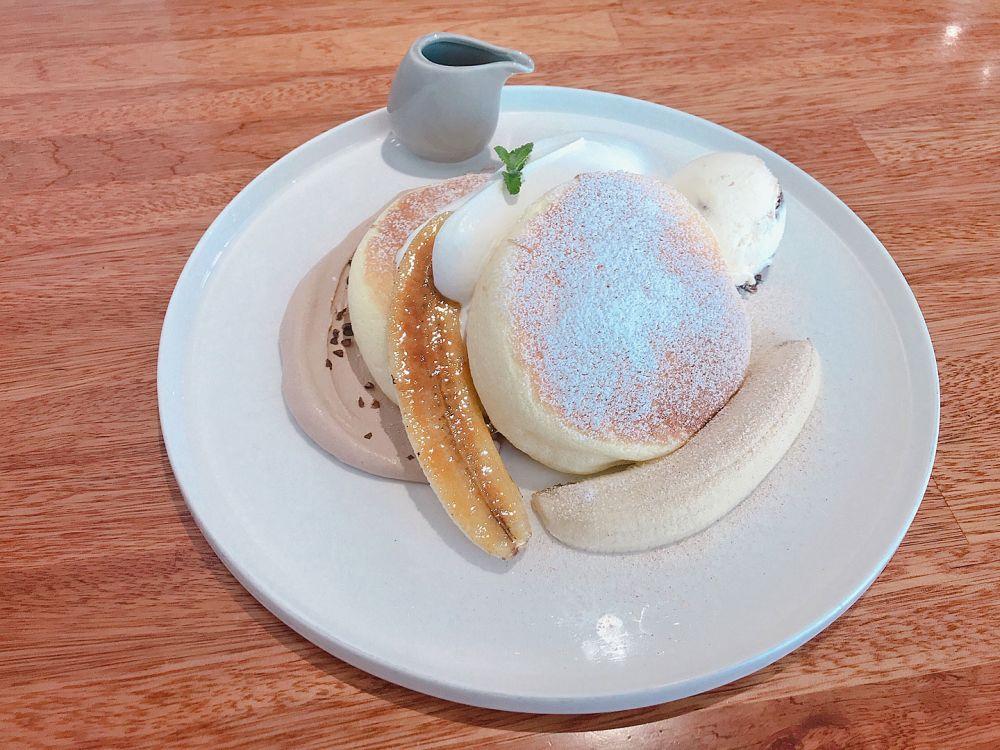 弘大(ホンデ)「PAULIN PANCAKE」ふわっふわのパンケーキが話題のお洒落カフェ!