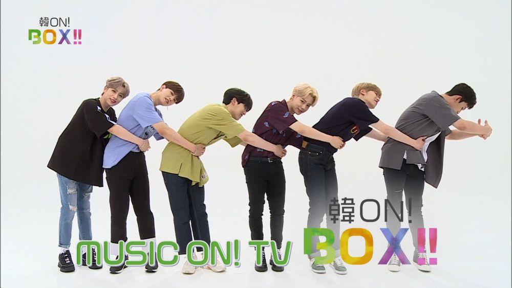 【撮り下ろし画像】ONEUSの8/6の韓ON! BOX!!を一足お先にご紹介♡