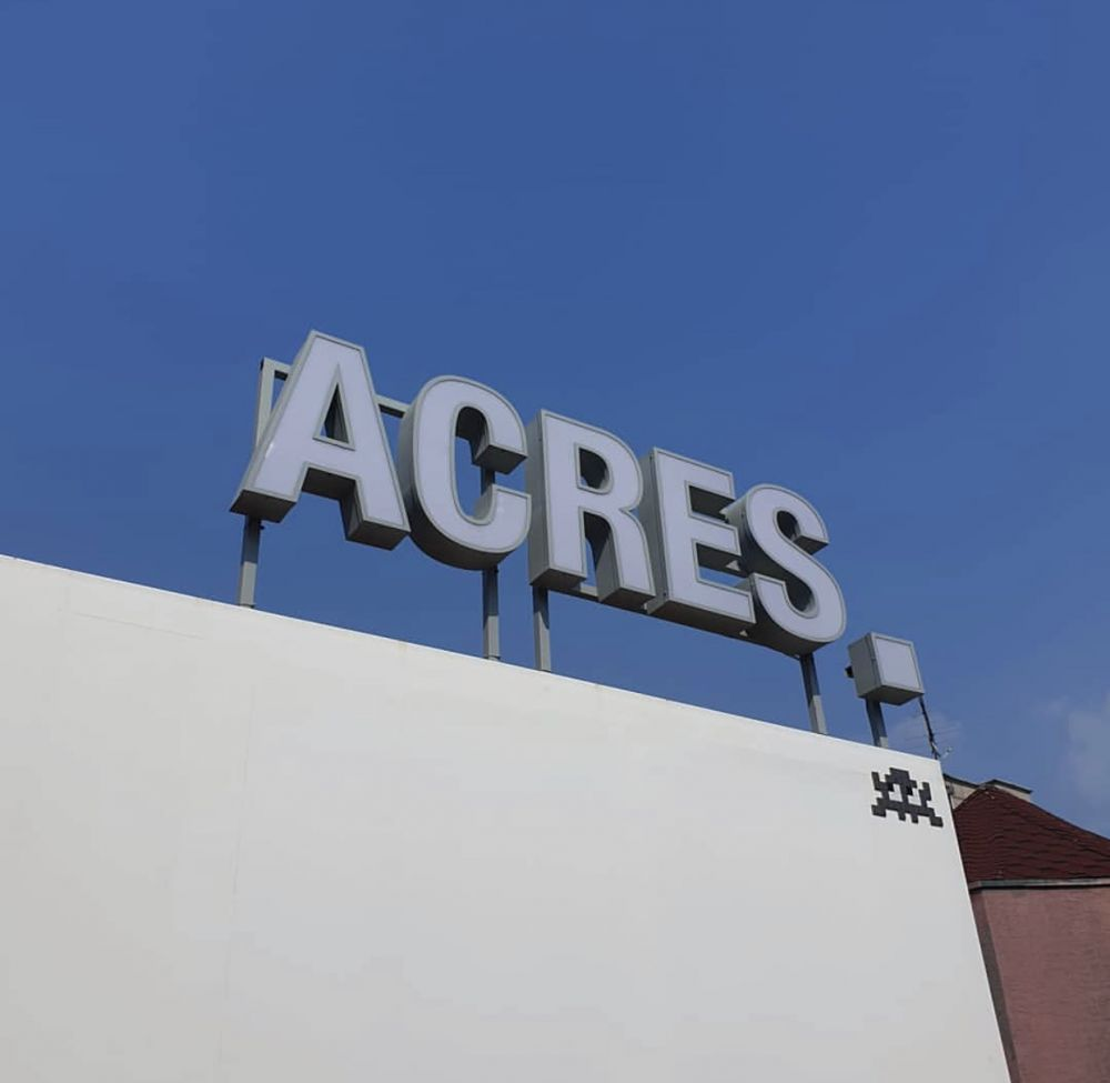 【カロスキル 】最新情報!新沙(シンサ)のHOTなカフェ『ACRES.』がお洒落&写真映え抜群でおすすめ!
