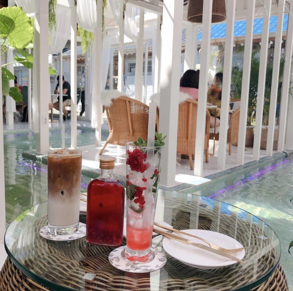 【益善洞(イクソンドン)】韓国内でリゾート気分まで味わえちゃうカフェ『the Summer』がインスタ映えでおすすめ♡