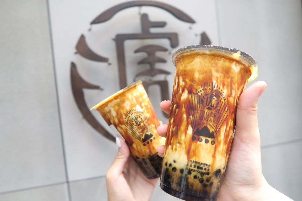 【弘大(ホンデ)・江南(カンナム)・明洞(ミョンドン)】韓国行ったら絶対飲むべき!タイガーシュガー(Tiger Sugar)で美味しいタピオカドリンクを!