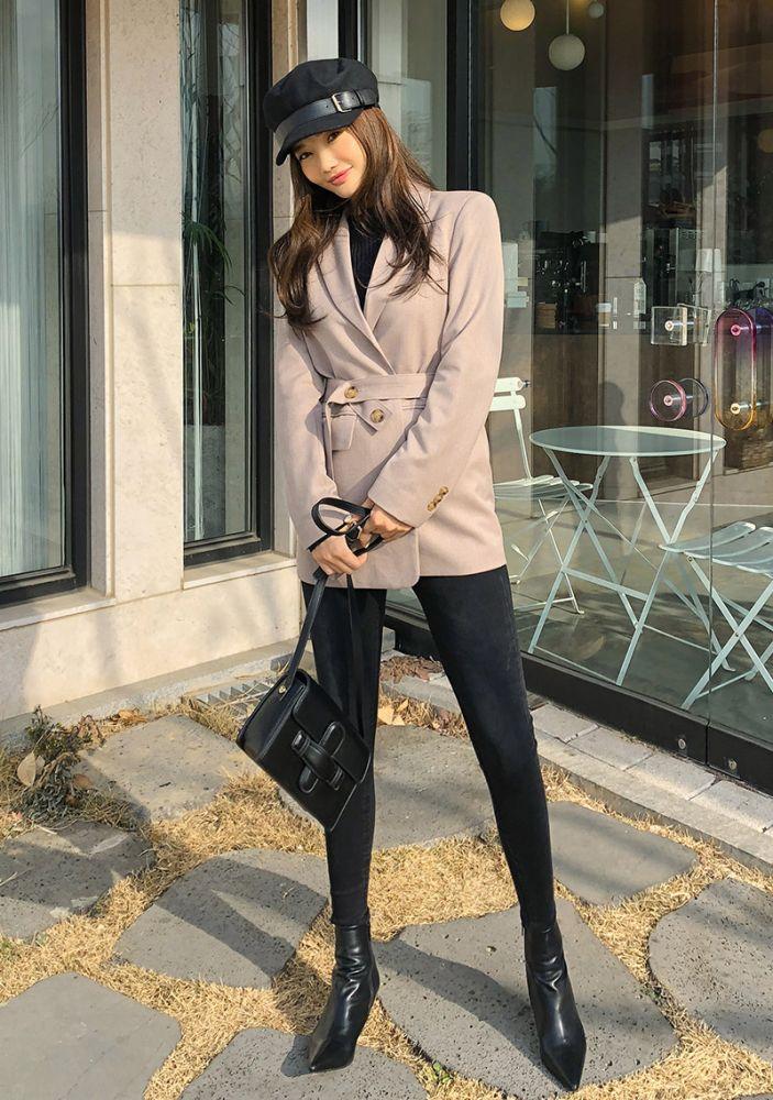 2019年秋冬シーズン到来!これからの季節に!韓国ファッションで人気の最新トレンドアウター特集♡♡コートからジャケットまで一挙にご紹介♡