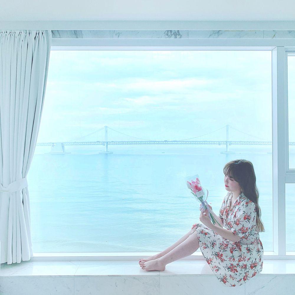 釜山(プサン)で絶対に泊まりたい♡一面が大理石のおしゃれで人気のデザイナーズホテル「HOTEL1」優雅で快適な韓国旅行を