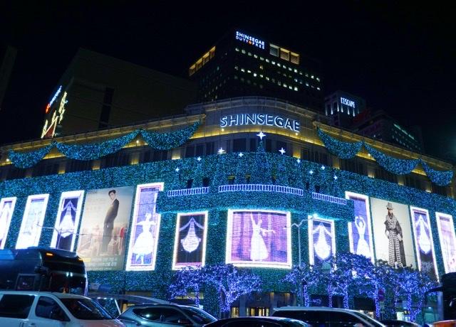 2019年 冬到来!韓国ソウルでキラキラ輝くイルミネーションを楽しもう♡