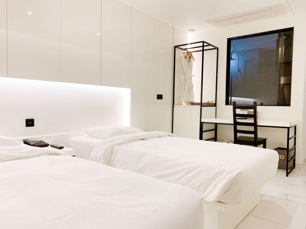江南(カンナム) エリアで 駅近&バスタブ付き&コスパ最高 なホテルに泊まれる!? 「ホテル・ザ・デザイナーズLYJ江南プレミア」