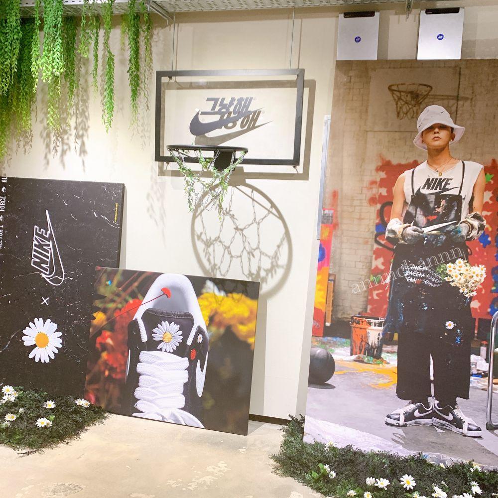 「G-DRAGON(ジードラゴン)」ファン必見!絶対に行くべき韓国ソウルの「Nike(ナイキ)ストア」