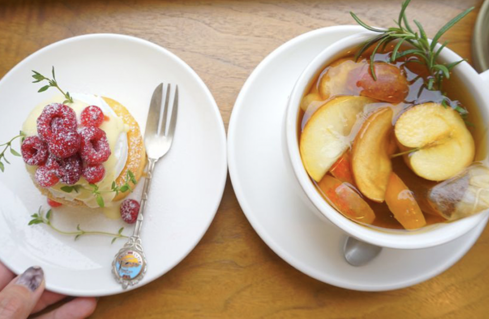 本当は教えたくない!韓国ソウル 城北洞(ソンブクドン)にある可愛くて美味しいカフェ「january picnic(ジャニュアリーピクニック)」