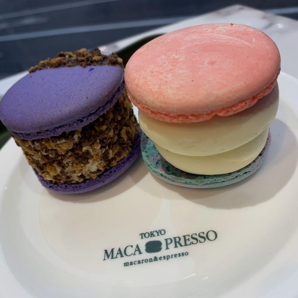 東京・新大久保💕カフェもテイクアウトも楽しめる韓国ぽっちゃりマカロンのお店「MACA PRESSO(マカプレッソ)」に大注目👀✨