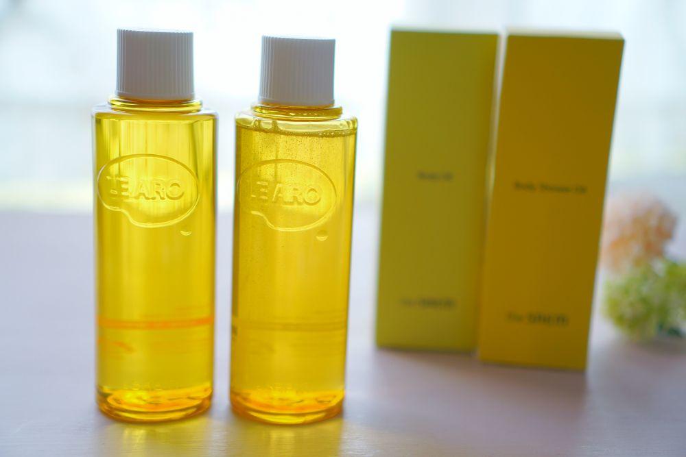 「the SAEM(ザセム)」のLE ARO(ルアロ)シリーズで至福のバスタイム♡「Body Shower Oil(ボディシャワーオイル)」&「Body Oil(ボディオイル)」