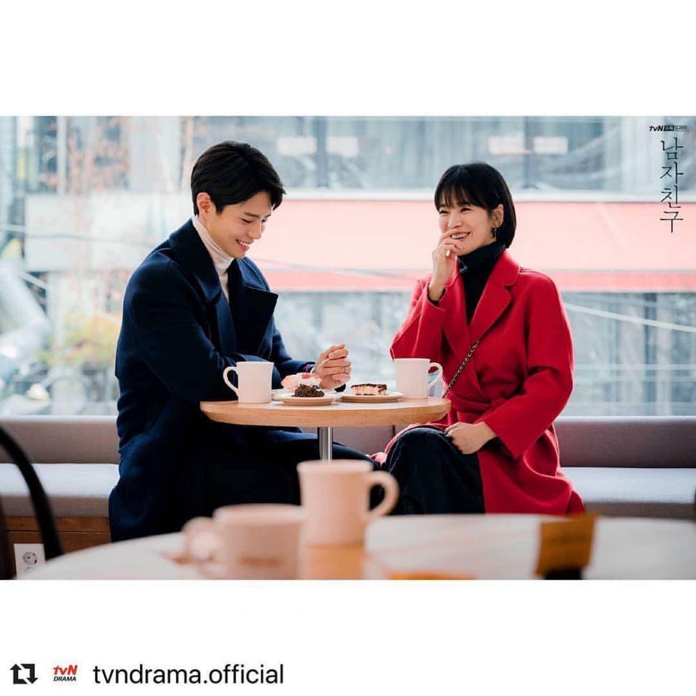 「パク・ボゴム」主演の韓国ドラマ「ボーイフレンド」のロケ地!ソウル・延南洞(ヨンナムドン)の「Stamp Coffee(スタンプコーヒー)」