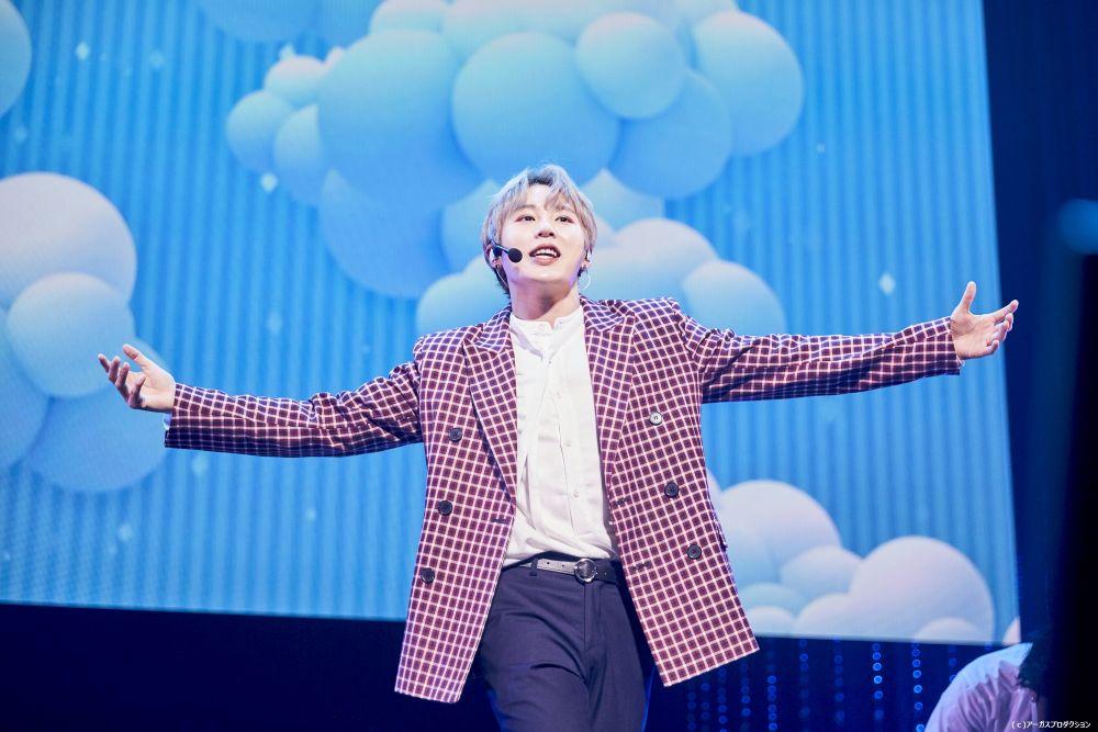 【写真多数掲載📷】ワールドワイドな人気を証明!Wanna Oneで世界中から愛されたハ・ソンウン初の日本ソロファンミーティングレポ♡