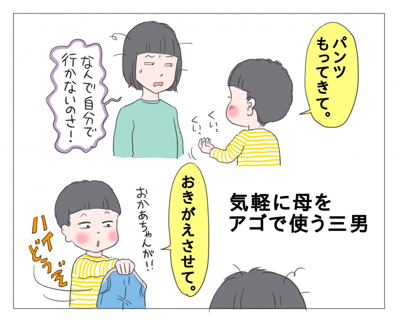 Images of あごで使う - JapaneseClass.jp